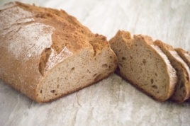 Wild crusty bread 1kg