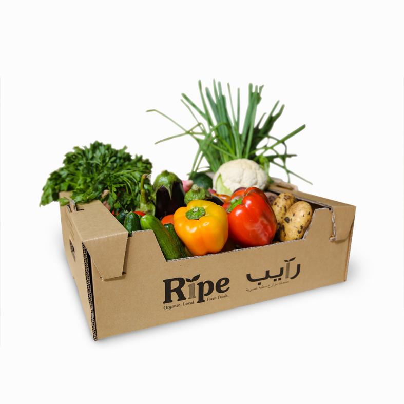 Ripe Organic Ramadan Veggie Hamper