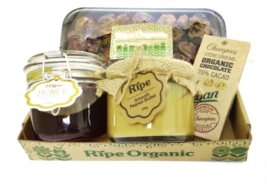 DATE, HONEY, PEANUT BUTTER & CHOCOLATE RAMADAN GIFT SET