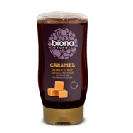 Biona Caramel Agave Syrup 350g
