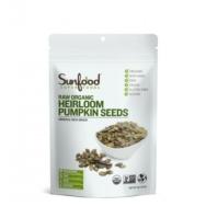 Heirloom Pumpkin Seeds, Sunfood