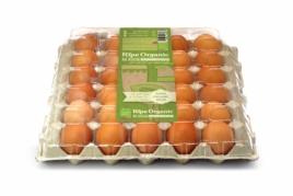 Organic Free Range Eggs, Ripe 30pc Tray
