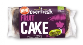 EVERFRESH SPROUTED FRUIT CAKE 350G