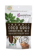 Coco Gogo Smoothie Mix, Essential Living Foods