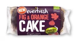 EVERFRESH FIG & ORANGE CAKE 350G