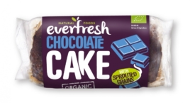 EVERFRESH SPROUTED CHOCOLATE CAKE 350G