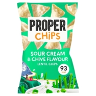 PROPER SOUR CREAM & CHIVE 20G