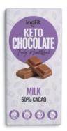 INGFIT KETO CHOCOLATE MILK 50% CACAO 100G