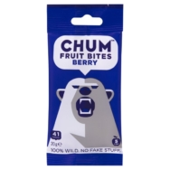 CHUM BERRY FRUIT BITES 20G