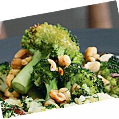 Lemon Broccoli Roast