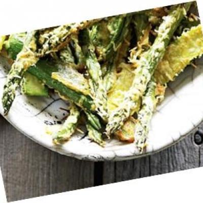 Parmesan Greens