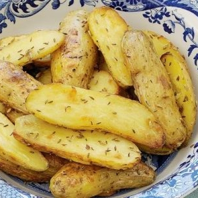 Aromatic Potatoes
