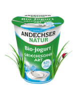 ANDECHSER BIO  GREEK 0,2% 400 G
