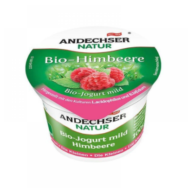 ANDECHSER ORG RASPBERRY YOGURT 100G