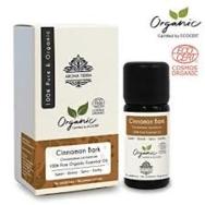 Organic Cinnamon Essential Oil, Aroma Tierra