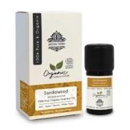 Organic Sandalwood Essential Oil, Aroma Tierra