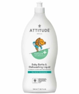 Baby Bottle Liquid Pear Nectar, Attitude