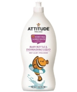Baby Bottle Liquid Sweet Lullaby, Attitude