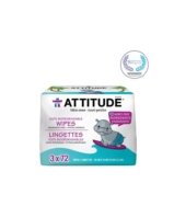 Eco Baby Wipes Refills, Attitude