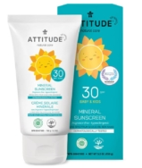 Sunscreen Fragrance Free 30spf, Attitude