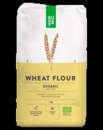 Organic Wheat Flour, Auga