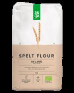 Organic Spelt Flour, Auga