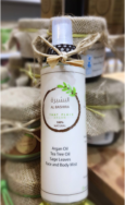 Argan Tea Tree Oil And Sage Mist, Al bashira