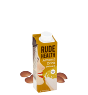 Organic Mini Almond Drink, Rude Health