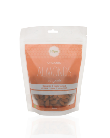Almonds 250g, Ripe