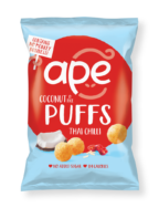 Coconut Thai Chili Puffs, Ape