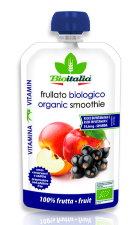 Apple & Blackcurrant Smoothie, Bioitalia