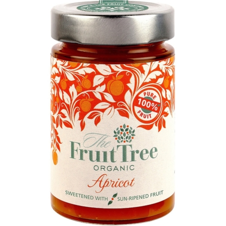Apricot Fruit Spread, The Fruit Tree