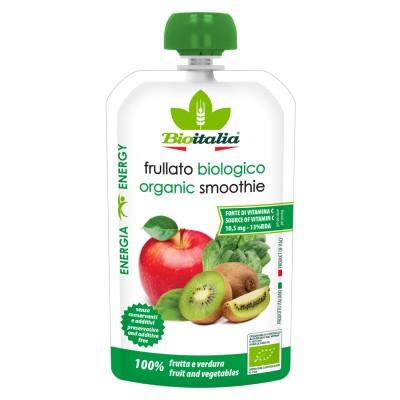 Apricot Spinach & Kiwi Smootie, Bioitalia