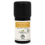 Organic Chamomile Essential Oil, Aroma Tierra