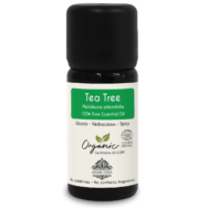 Organic Tea Tree Essential Oil, Aroma Tierra
