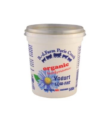 B-D Farm yoghurt