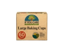 IF YOU CARE LARGE BAKING CUPS 60PCS