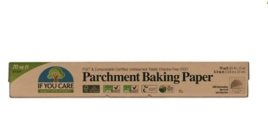 IF YOU CARE PARCHMENT BAKING PAPER (65 ft X 13in)