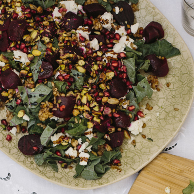Beetroot & Feta Salad