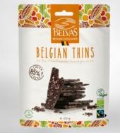 BELVAS DARK CHOCOLATE 85% 120G