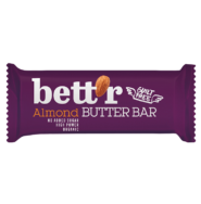 BETTR ALMOND BUTTER BAR 30G
