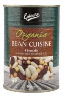 Organic Bean Cuisine, Epicure