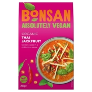 BONSAN PLAIN SHREDDED JACKFRUIT 200G