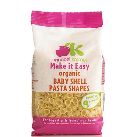 Baby Pasta Shells, Annabel Karmel
