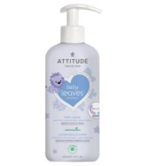 Baby Leaves Body Lotion  Almond Milk, Attitude