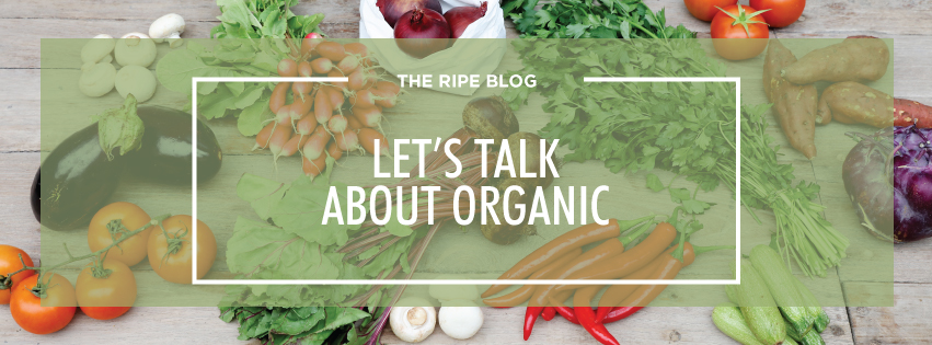 lets talk about organic