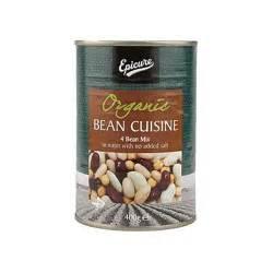 Bean Cuisine, Epicure