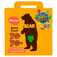 BEAR MANGO YOYO MULTIPACKS 5 X 20G