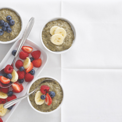 Beauty Aid Porridge
