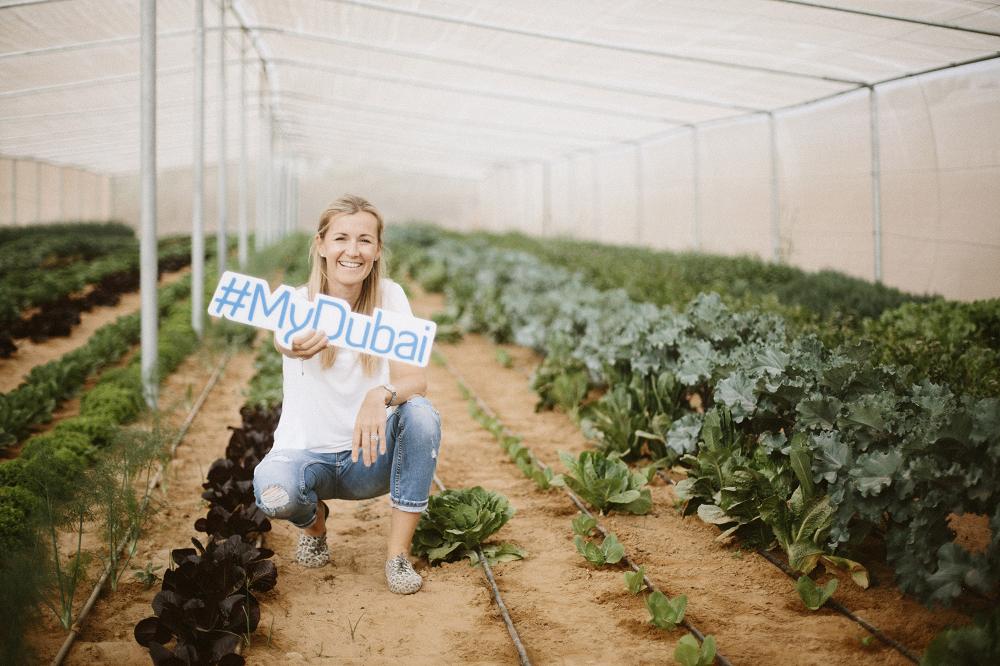 Becky Balderstone on the Ripe Organic Farm